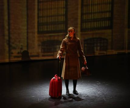 Choreography: David Byer Photo: Camilla Storvollen