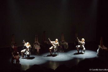 Choreography: Cathrine Bang Photo: Camilla Storvollen