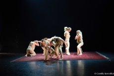 Choreography: Nina Lill Svendsen Photo: Camilla Storvollen
