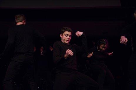 Photographer: Joachim Michelsen Kvaleng. Choreographer: Astrid Serine Hoel