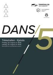 Plakat Dans 5