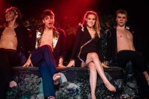 Choreography: Astrid Serine Hoel Photo: Maia Nergaard / Noah Gylver