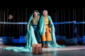 Trygve Beddari og Anne Margaret Nilsen. Foto: Lars Opstad. Unge Viken Teater