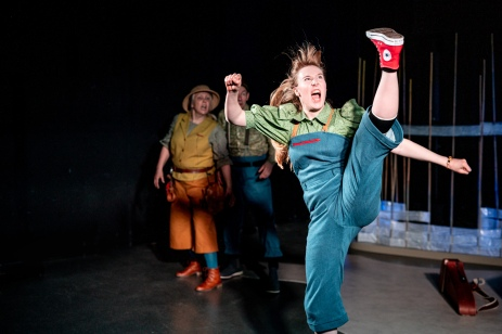 Foto: Lars Opstad. Unge Viken Teater